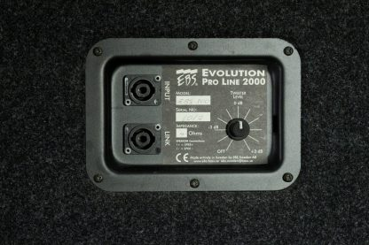 EBS Evolution Proline 2000 1x15