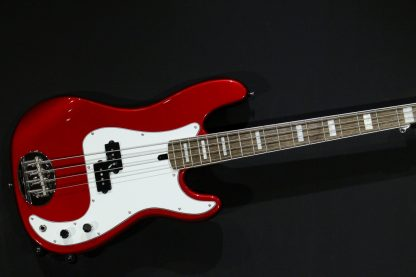 Lakland Skyline 44-64 Custom P Bass Candy Apple Red